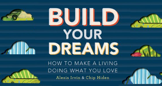 Build Your Dreams Cover Wide